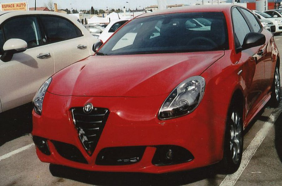 alfa romeo giulietta 940 1 4 multiair 150ch sprint berline occasion 22 000 4 300 km. Black Bedroom Furniture Sets. Home Design Ideas