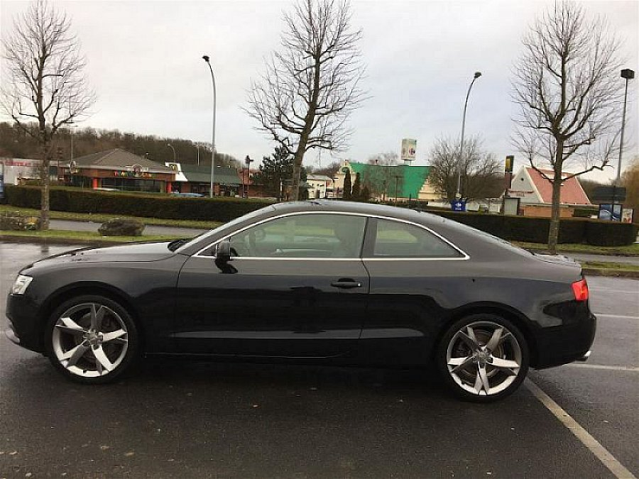 audi a5 i coup 3 0 tdi 204 ch avus multitronic coup noir occasion 35 800 42 000 km. Black Bedroom Furniture Sets. Home Design Ideas