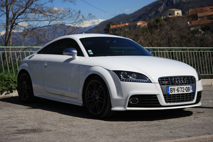 audi tt s roadster 2 0 tfsi 272 quattro coup blanc occasion 29 900 71 000 km vente de. Black Bedroom Furniture Sets. Home Design Ideas