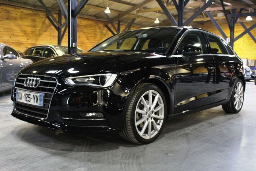 audi a3 sportback 8v 2 0 tdi 150 ch dpf ambition luxe s. Black Bedroom Furniture Sets. Home Design Ideas
