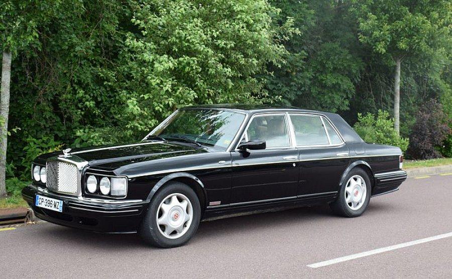bentley turbo r berline occasion 30 000 80 000 km vente de voiture d 39 occasion motorlegend. Black Bedroom Furniture Sets. Home Design Ideas