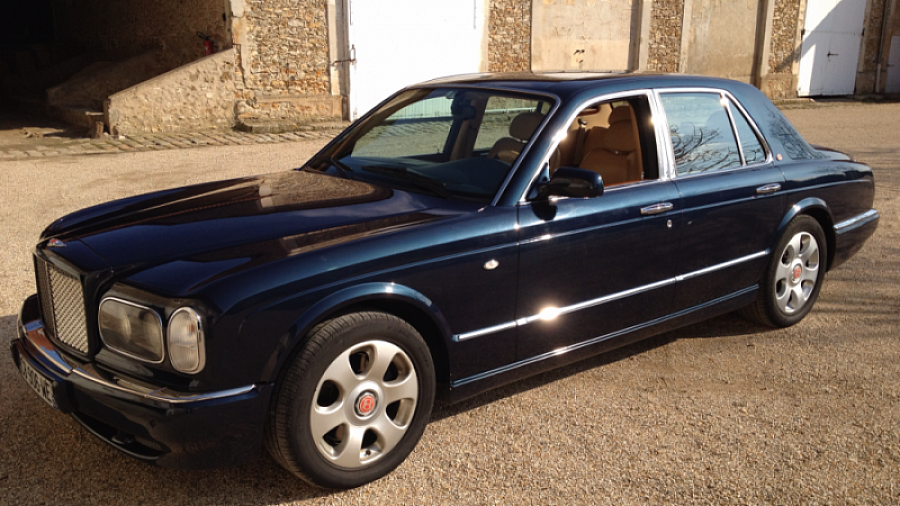 BENTLEY ARNAGE R 6.8 V8 406ch berline Bleu occasion - 35 000 €, 14 100 km