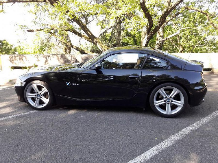 bmw z4 e86 coup 265ch pack m coup noir occasion 18 500 88 200 km vente de. Black Bedroom Furniture Sets. Home Design Ideas