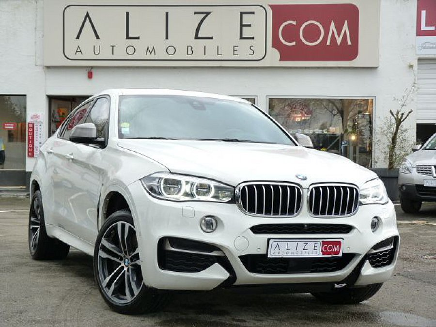 bmw x6 blanc occasion. Black Bedroom Furniture Sets. Home Design Ideas