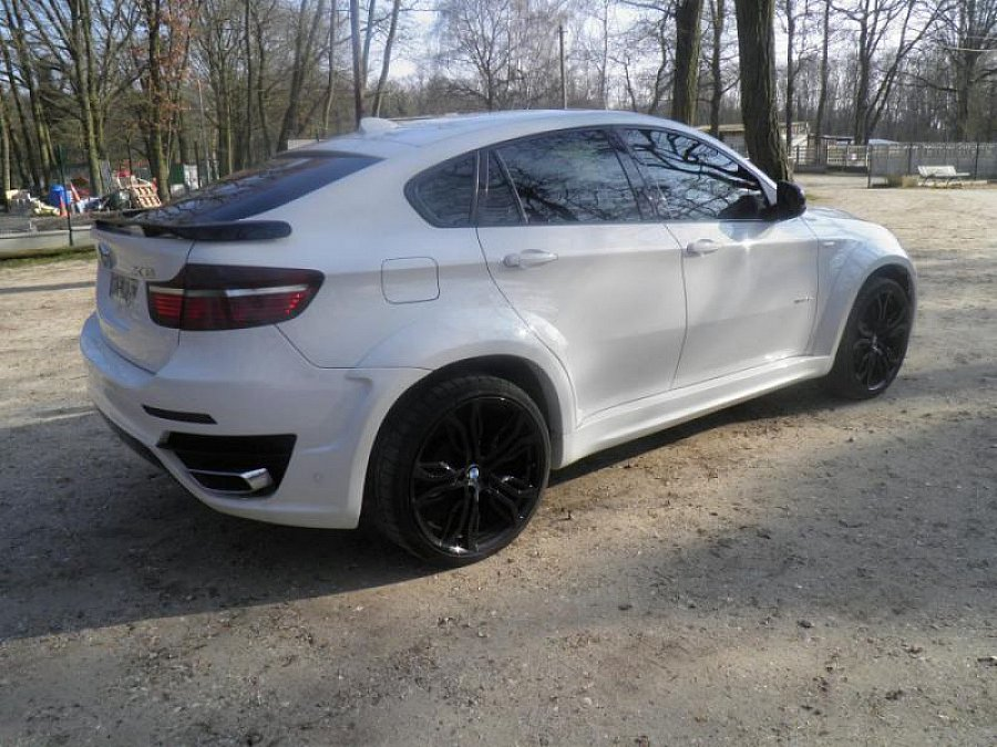 bmw x6 e71 xdrive40d 306ch hamann evo m individual suv blanc occasion 39 000 94 000 km. Black Bedroom Furniture Sets. Home Design Ideas