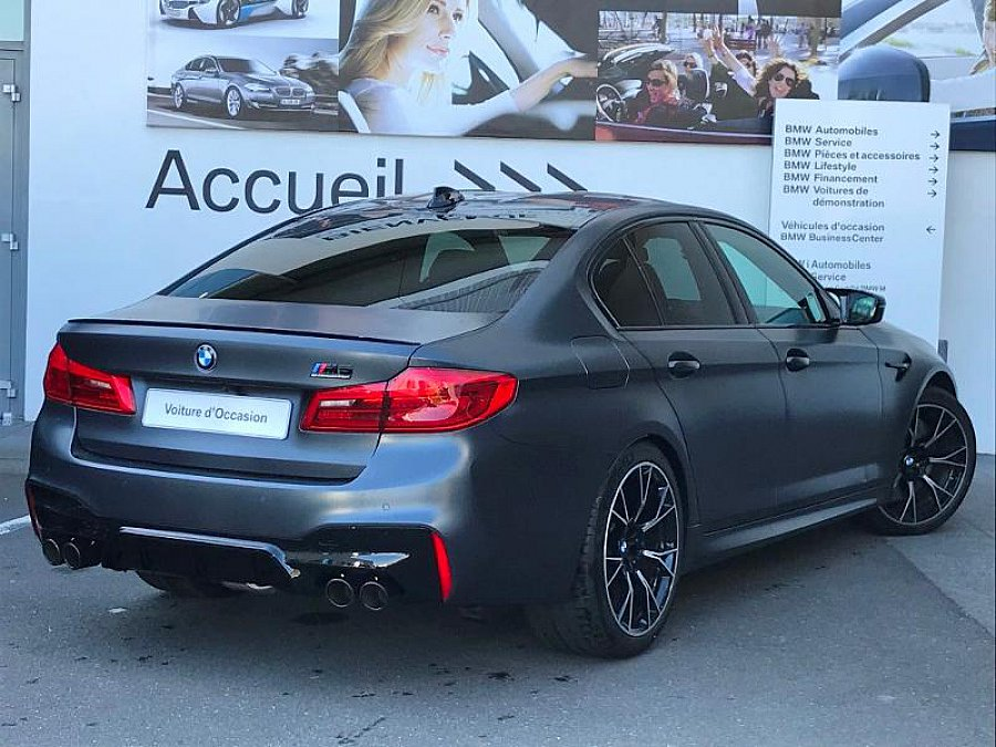 BMW M5 F90 Competition 625 ch berline occasion - 143 900 ...
