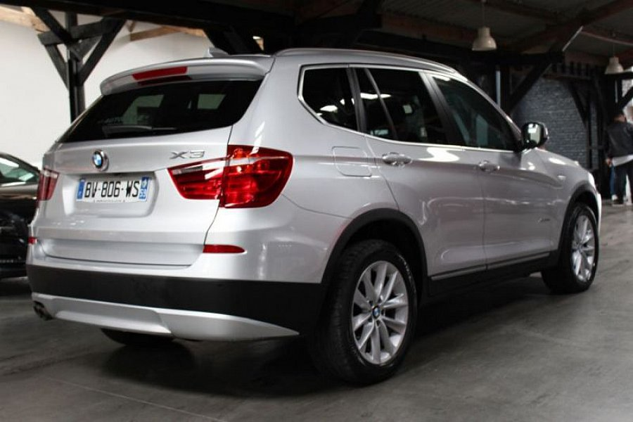 bmw x3 f25 xdrive30d 258ch 4x4 gris clair occasion 41 800 25 600 km vente de voiture d. Black Bedroom Furniture Sets. Home Design Ideas
