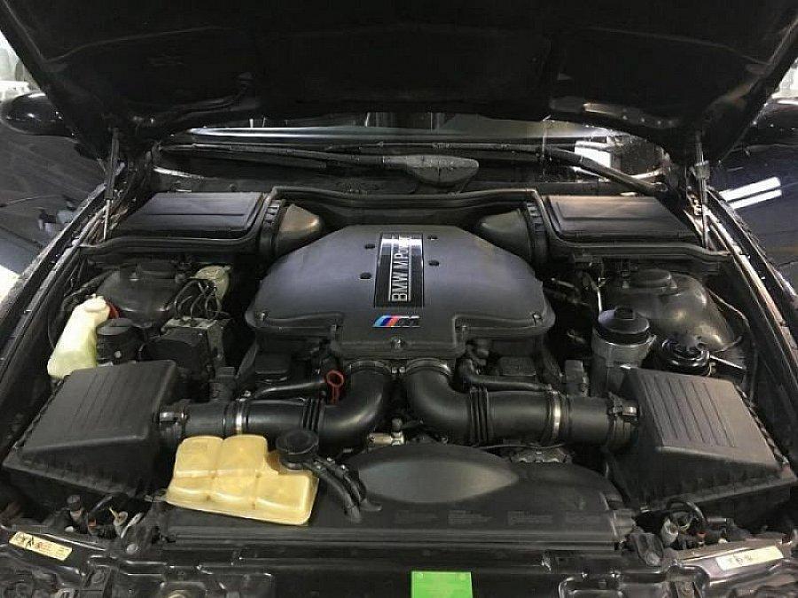 bmw m5 e39 400ch berline bleu fonc occasion 16 500 174 000 km vente de voiture d. Black Bedroom Furniture Sets. Home Design Ideas