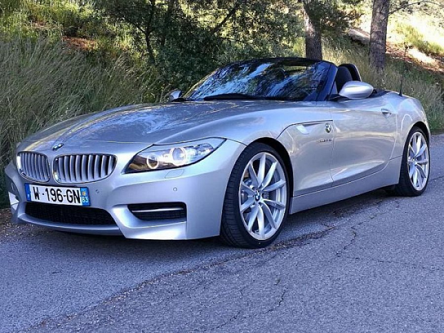 bmw z4 e89 roadster sdrive35is 340ch m sport pack luxe. Black Bedroom Furniture Sets. Home Design Ideas