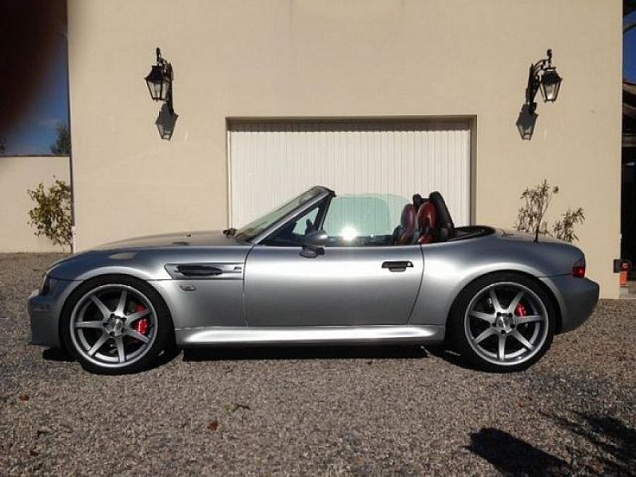 bmw z3 e36 roadster m 325ch cabriolet gris clair occasion 36 000 119 500 km vente de. Black Bedroom Furniture Sets. Home Design Ideas