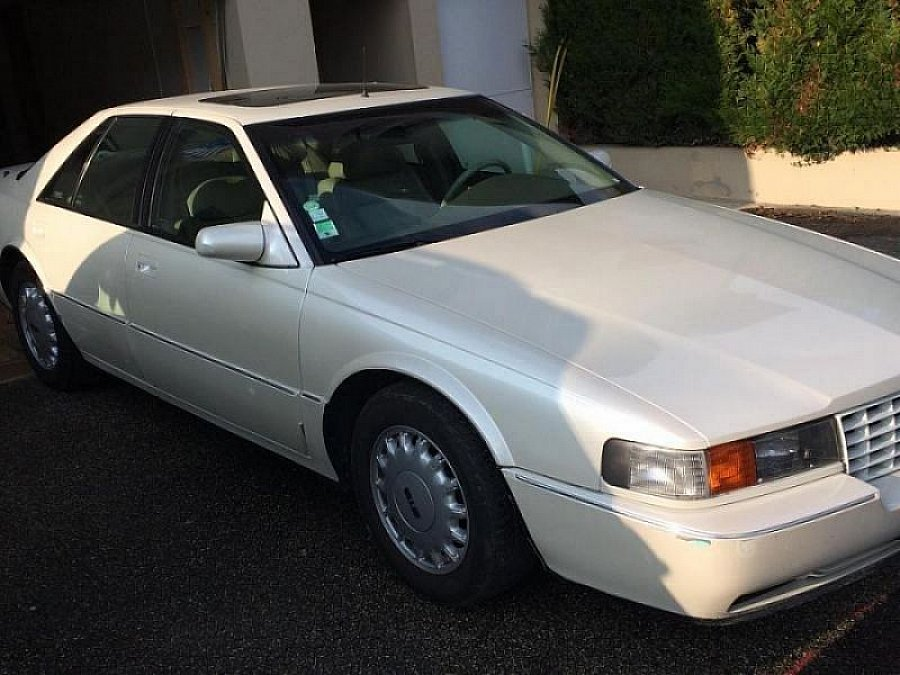 CADILLAC STS 4.6 V8 berline Blanc occasion - 5 000 €, 190 280 km