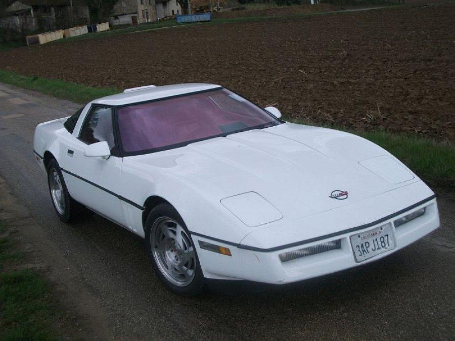 chevrolet corvette c4 zr1 coup blanc occasion 29 000 134 000 km vente de voiture d. Black Bedroom Furniture Sets. Home Design Ideas