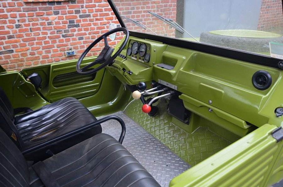 citroen mehari 4x4 vert occasion 0 43 000 km vente de voiture d 39 occasion motorlegend. Black Bedroom Furniture Sets. Home Design Ideas
