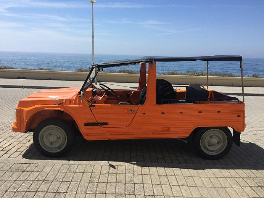 citroen mehari 4 places cabriolet orange occasion 18 000 50 000 km vente de voiture d. Black Bedroom Furniture Sets. Home Design Ideas
