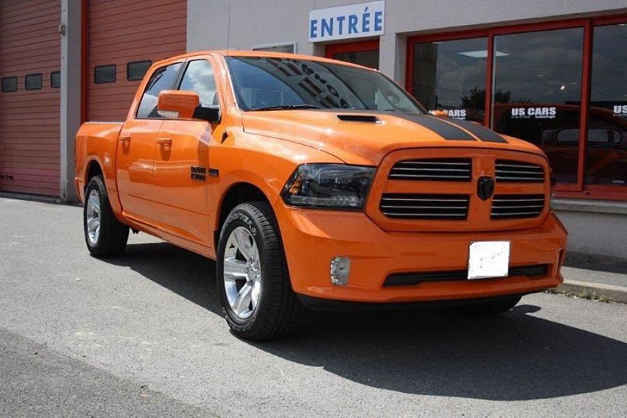 dodge ram 1500 iv sport edition speciale crew cab. Black Bedroom Furniture Sets. Home Design Ideas