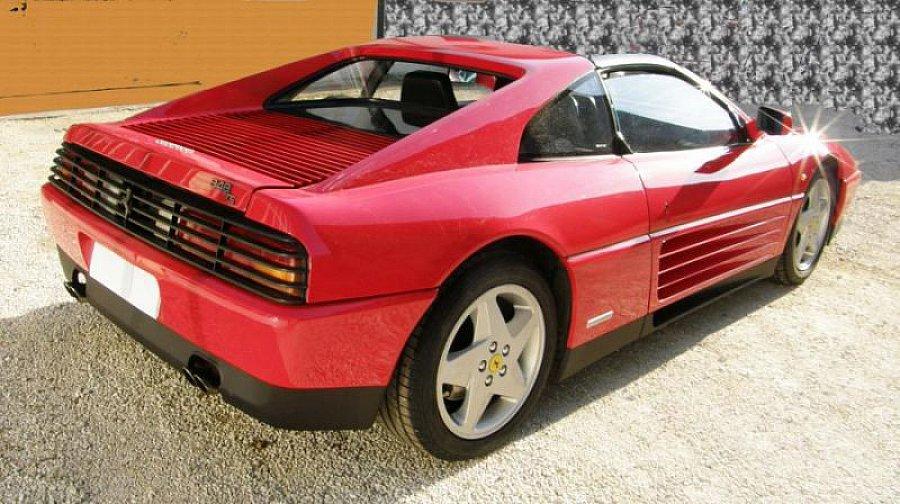 ferrari 348 ts targa rouge occasion 57 000 62 000 km vente de voiture d 39 occasion. Black Bedroom Furniture Sets. Home Design Ideas