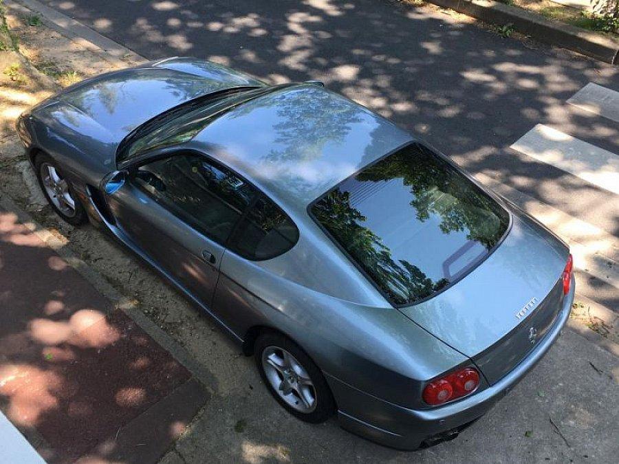 FERRARI 456 M GT coupé Gris occasion - 76 000 € - 78 500 ...