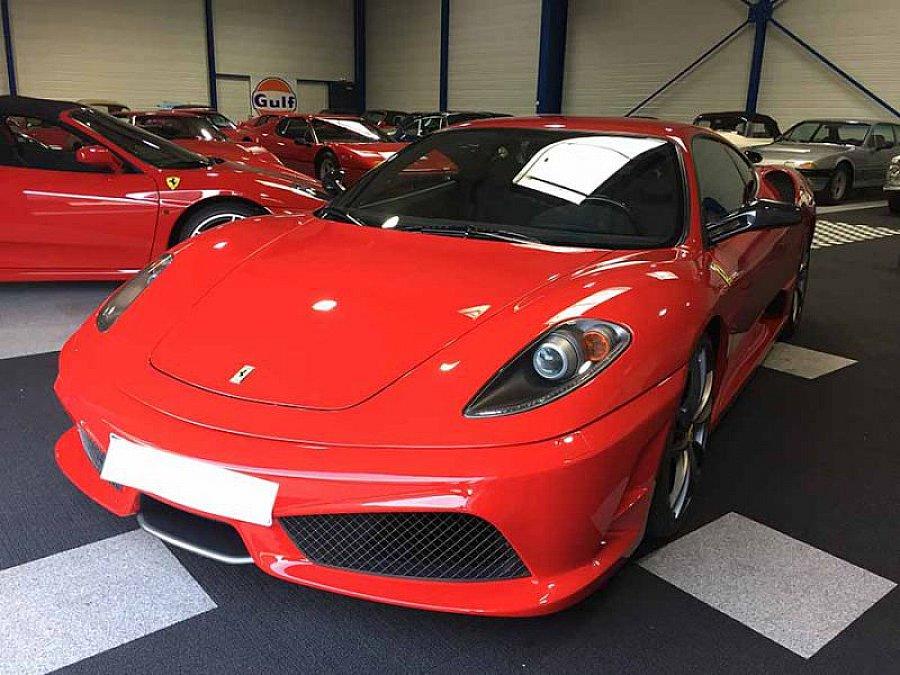 ferrari f430 scuderia coup rouge occasion 195 000 14 000 km vente de voiture d 39 occasion. Black Bedroom Furniture Sets. Home Design Ideas