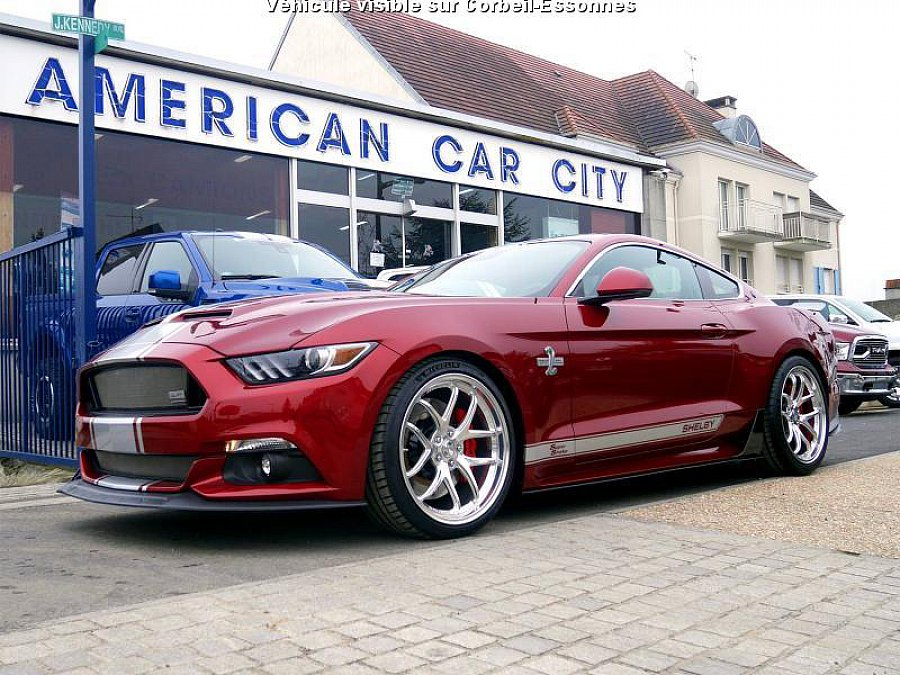 FORD MUSTANG VI (2015) Shelby Super Snake coupé occasion - 174 900 €, 500 km