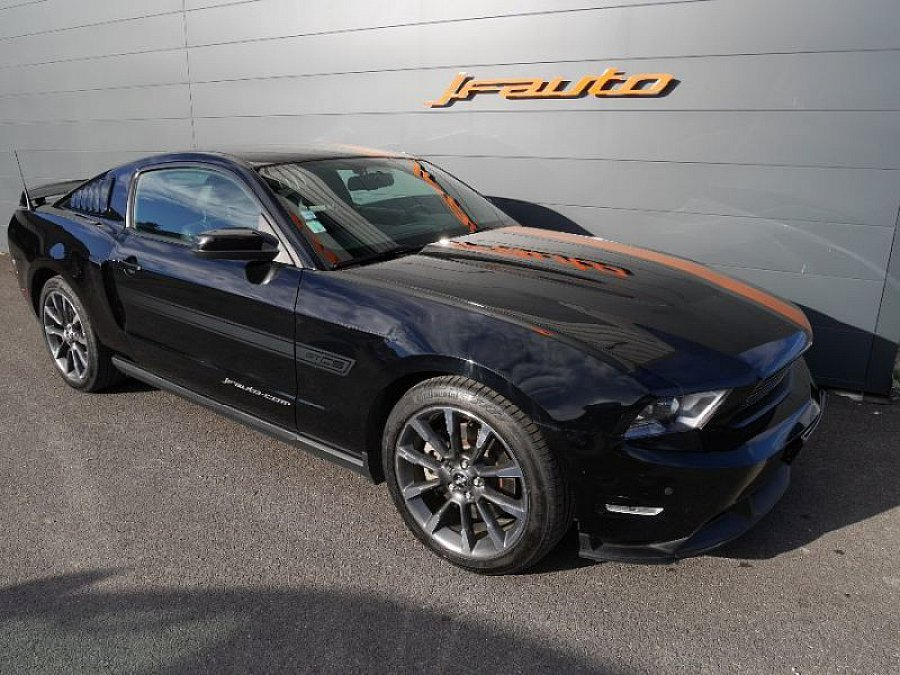 FORD MUSTANG V (2005-14) Serie 2 CALIFORNIA SPECIAL coupé Noir occasion - 37 700 €, 45 237 km