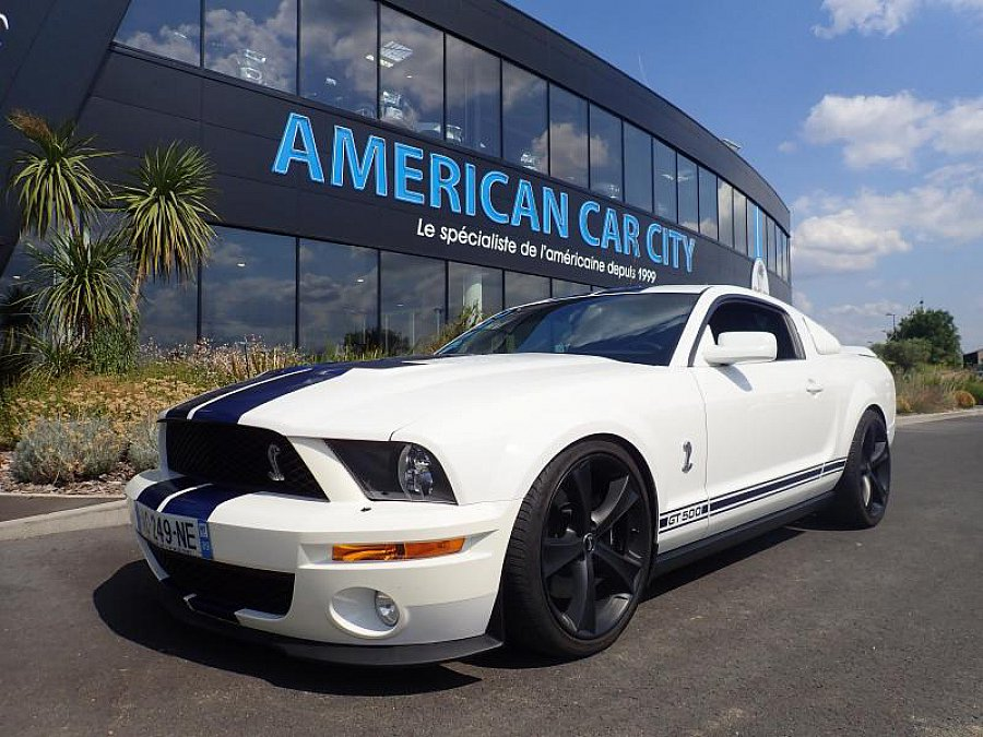 FORD MUSTANG Serie 1 Shelby GT500 coupé occasion - 44 900 ...