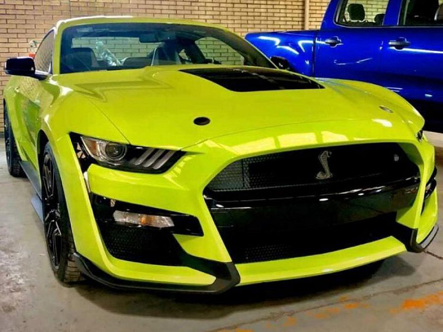 Ford Mustang Shelby Gt500 Occasion Prix