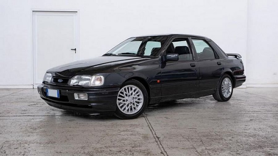 FORD SIERRA RS Cosworth 2RM TOP berline Gris foncé occasion - 19 500 €, 65 000 km