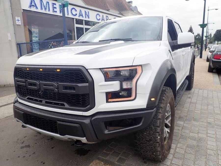 FORD USA F150 Raptor Supercrew pick-up occasion - 117 110 €, 200 km
