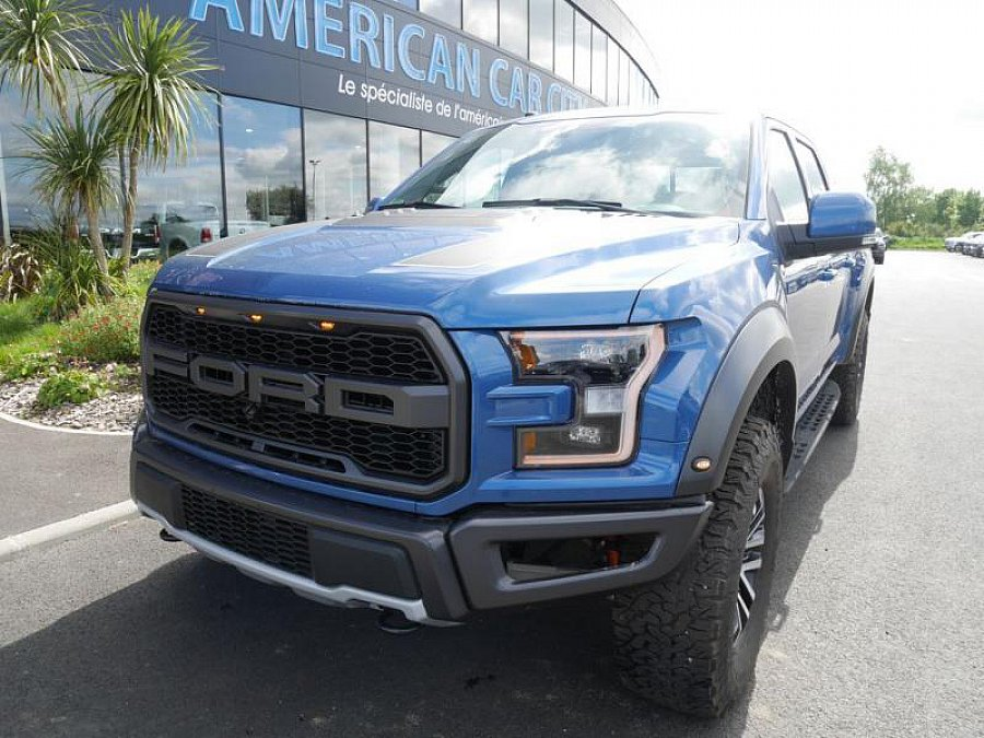FORD USA F150 Raptor Supercrew pick-up occasion - 114 900 €, 500 km