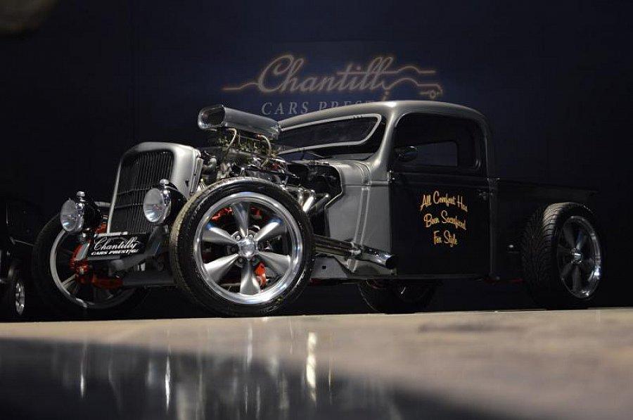 ford usa modele a hot rod gris occasion 64 900 10 km vente de voiture d 39 occasion top 39 s. Black Bedroom Furniture Sets. Home Design Ideas