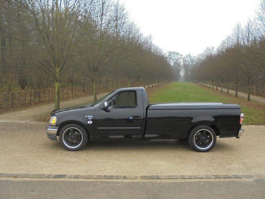 ford usa f150 xlt 5 4 triton pick up noir occasion 12 500 64 000 km vente de voiture d. Black Bedroom Furniture Sets. Home Design Ideas