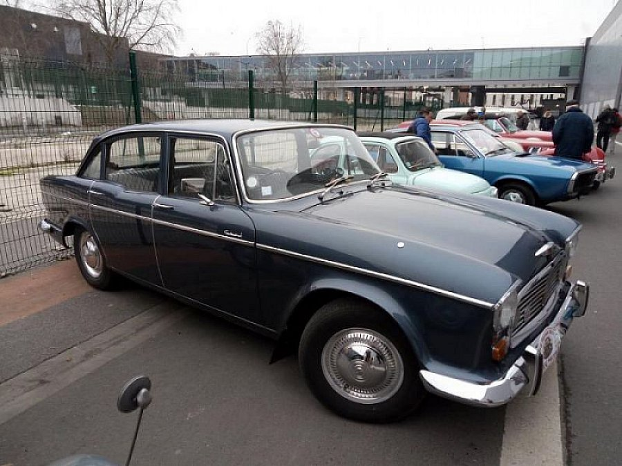 HUMBER Saloon berline Bleu occasion - 5 500 €, 90 000 km