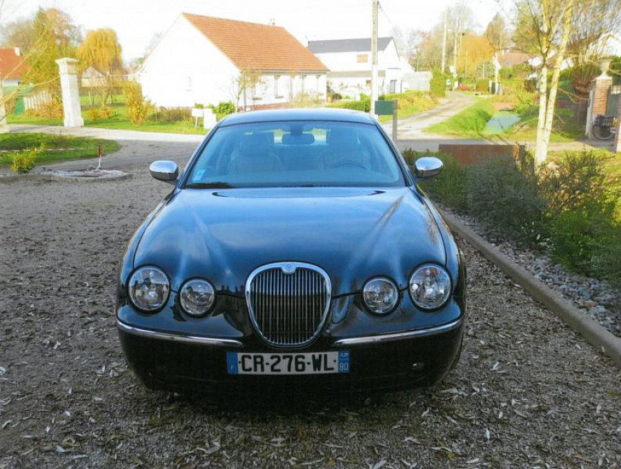 jaguar s type 2 7 v6 d bi turbo berline occasion 15 000 59 351 km vente de voiture d. Black Bedroom Furniture Sets. Home Design Ideas