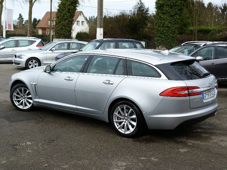 jaguar xf sportbrake i 2 2 d 200 ch luxe premium break. Black Bedroom Furniture Sets. Home Design Ideas