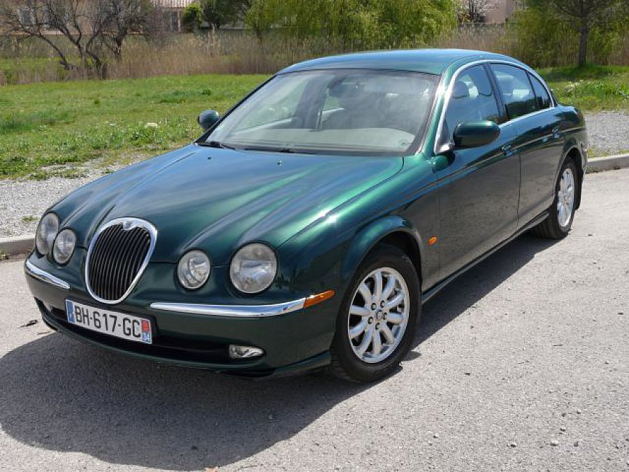 jaguar type s berline vert occasion 6 000 147 000 km vente de voiture d 39 occasion. Black Bedroom Furniture Sets. Home Design Ideas