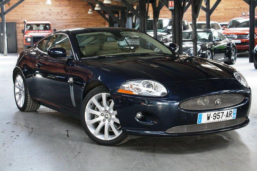 jaguar xk 3 5l v8 coup occasion 32 800 38 400 km vente de voiture d 39 occasion motorlegend. Black Bedroom Furniture Sets. Home Design Ideas