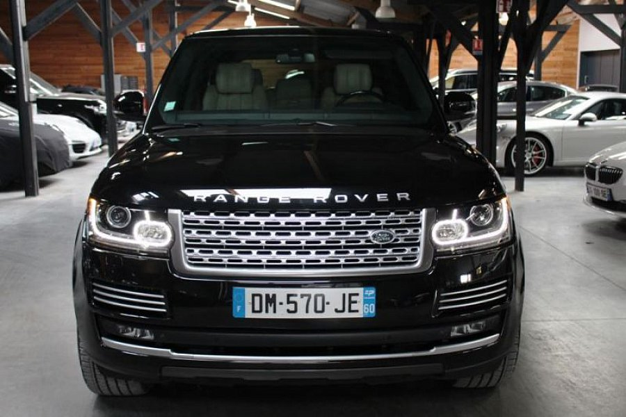 land rover occasion land rover range rover sport i v8 4 2l supercharged 390ch bva suv occasion. Black Bedroom Furniture Sets. Home Design Ideas