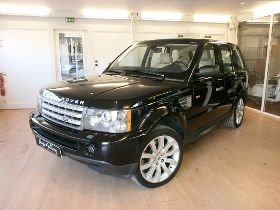 land rover range rover sport i v8 4 2l supercharged 390ch 4x4 noir occasion 16 800 208 600. Black Bedroom Furniture Sets. Home Design Ideas