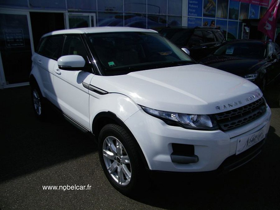 land rover range rover evoque ed4 2 2l 150ch suv occasion 29 900 43 000 km vente de. Black Bedroom Furniture Sets. Home Design Ideas