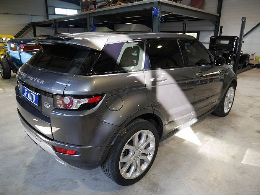 land rover range rover evoque sd4 2 2l 190ch dynamic suv. Black Bedroom Furniture Sets. Home Design Ideas