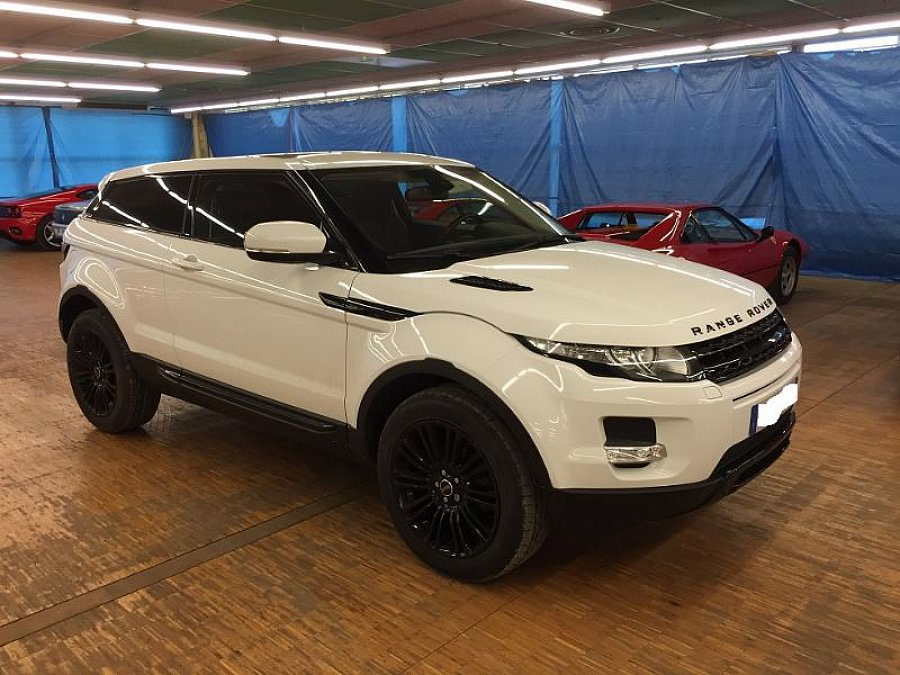 land rover range rover evoque sd4 2 2l 190ch dynamic 4x4 blanc occasion 34 900 68 500 km. Black Bedroom Furniture Sets. Home Design Ideas