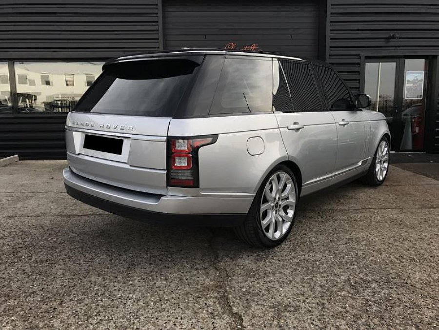 land rover range rover iv l405 4 4 sdv8 339ch autobiography suv gris occasion 89 900 58. Black Bedroom Furniture Sets. Home Design Ideas