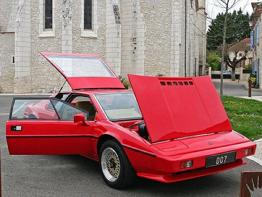lotus esprit s3 conduite droite coup rouge occasion 34 500 81 000 km vente de voiture. Black Bedroom Furniture Sets. Home Design Ideas