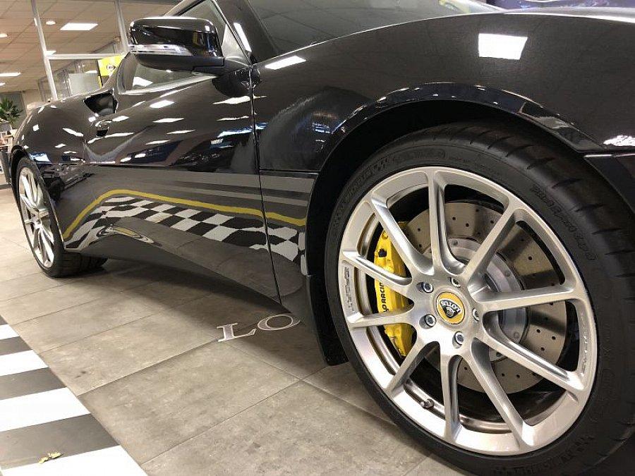 lotus evora sport 410 coup noir occasion 115 500 1 km vente de voiture d 39 occasion top. Black Bedroom Furniture Sets. Home Design Ideas