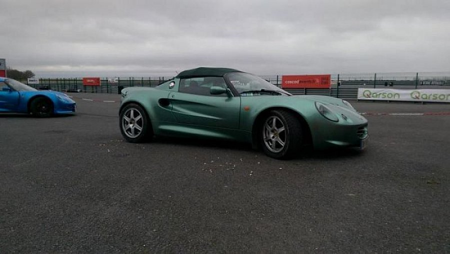 lotus elise serie 1 111s cabriolet vert clair occasion 31 000 58 000 km vente de voiture. Black Bedroom Furniture Sets. Home Design Ideas