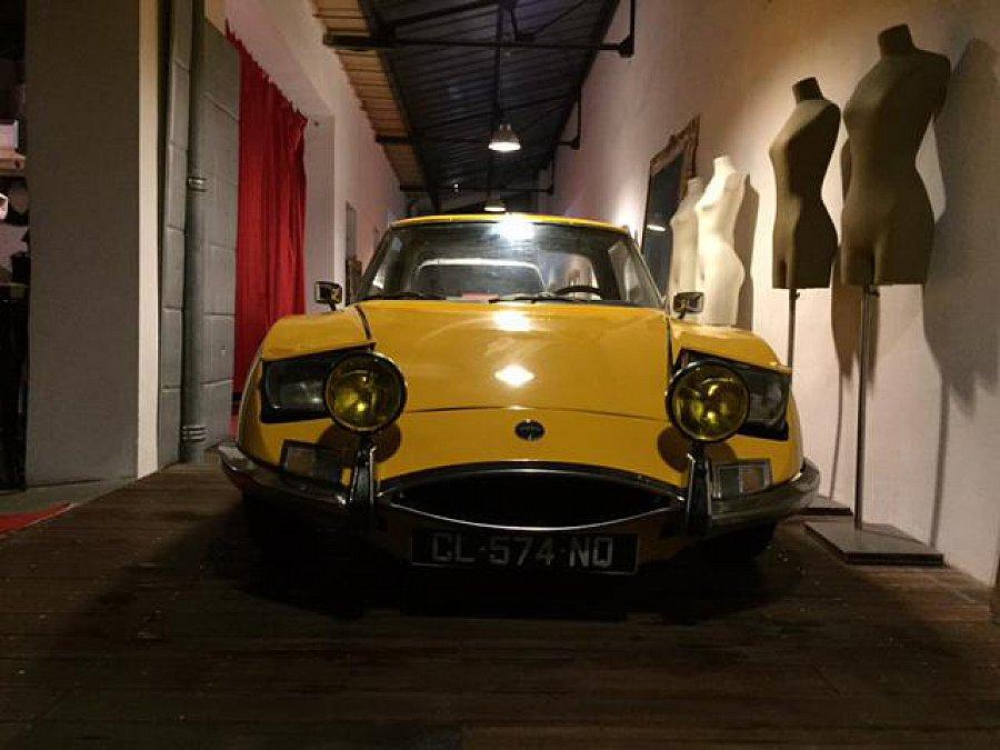 matra m530 lx coup jaune occasion 27 500 41 050 km vente de voiture d 39 occasion top 39 s cars. Black Bedroom Furniture Sets. Home Design Ideas