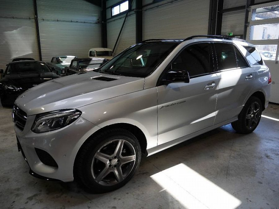 mercedes classe gle suv w166 250d 4matic bluetec suv argent occasion 46 700 58 120 km. Black Bedroom Furniture Sets. Home Design Ideas