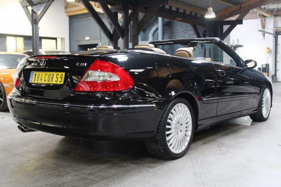 Mercedes Clk Cabriolet Occasion Mercedes Classe Clk