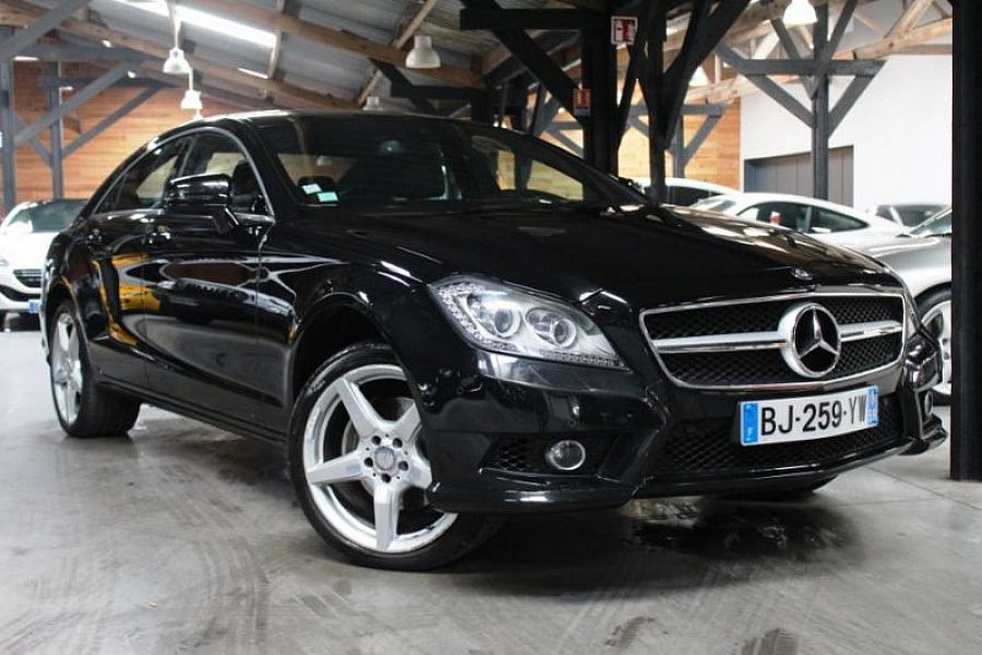 mercedes classe cls berline w219 350 cdi blueefficiency. Black Bedroom Furniture Sets. Home Design Ideas