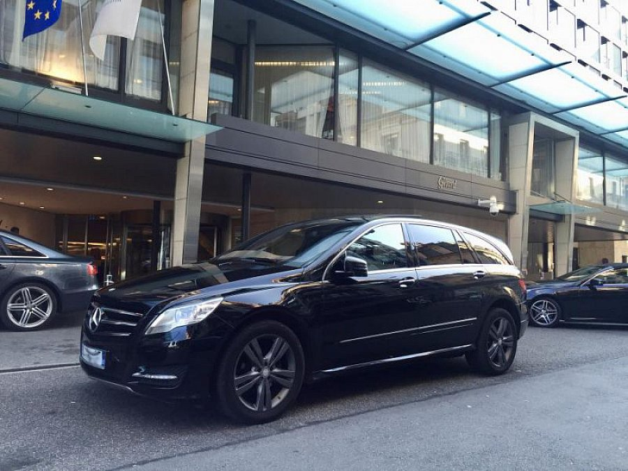 MERCEDES CLASSE R 350 CDI 4Matic 265ch (W251) Chassis long SUV Noir occasion - 26 000 €, 150 000 km